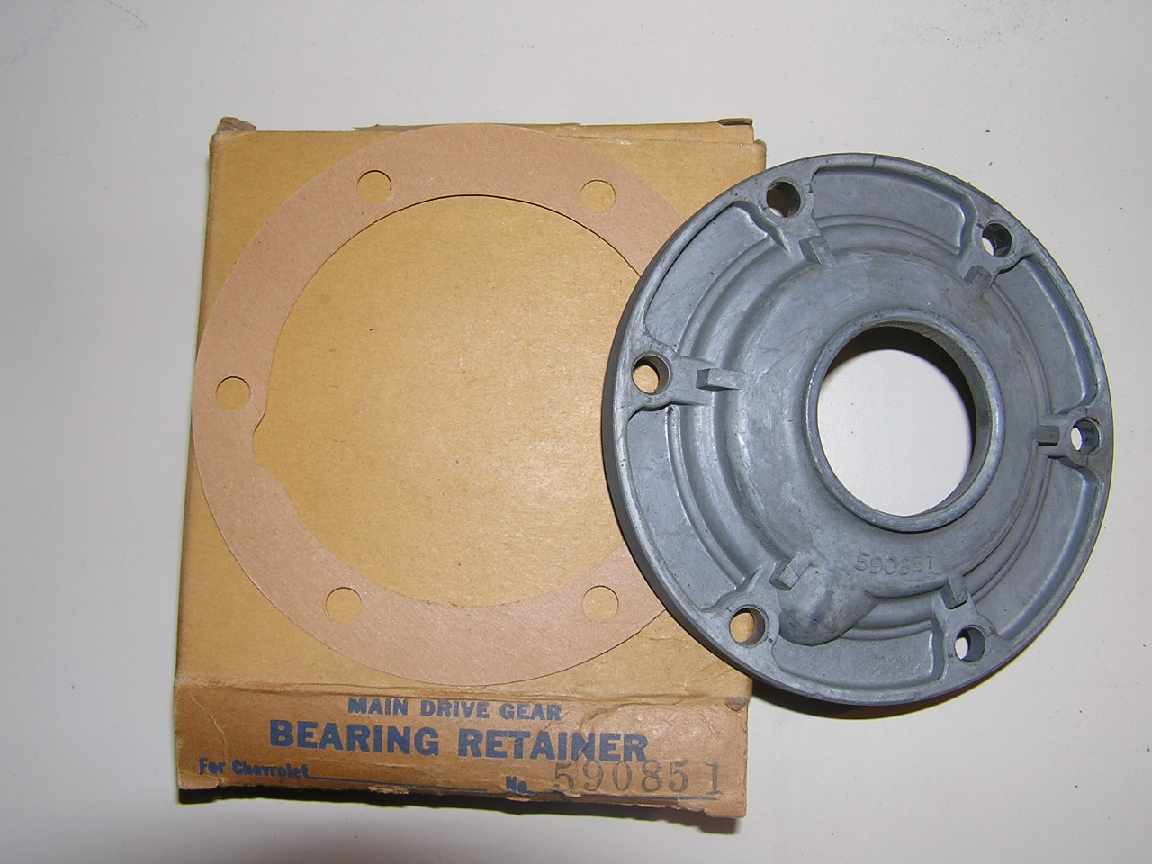 1937 Chevrolet Transmission Front Bearing Retainer